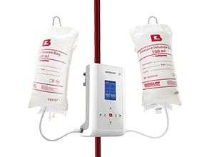 全自动十博输血加压系统